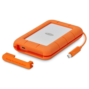 Внешний жесткий диск HDD LaCie 2TB Rugged Thunderbolt USB-C (STFS2000800)
