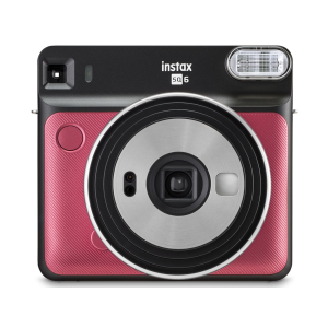 Фотоаппарат Fujifilm Instax Square SQ6 Ruby Red