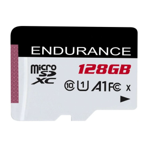 Карта памяти microSDXC UHS-I U1 KINGSTON High Endurance 128 ГБ 95 МБ/с Class 10 SDCE/128GB
