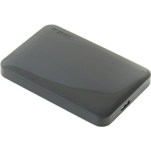 Внешний жесткий диск (HDD) Toshiba HDD 2.5 1.0Tb Canvio Ready (HDTP210EK3AA)