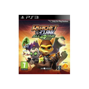 Игра для PS3 Ratchet&Clank: All 4 One