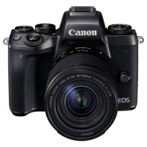 Фотоаппарат системный Canon EOS M5 EF-M18-150 IS STM Kit