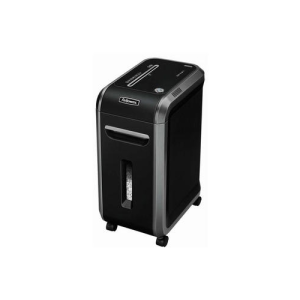Шредер Fellowes FS-46091 MicroShred 99ms (секр.p-5)/фрагменты/14лист 34лтр скобы/пл.карты