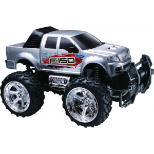 Радиоуправляемый краулер HPI Racing King with Ford F-150 SVT Raptor 4WD RTR масштаб 1:10 2.4G