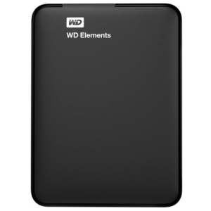 "Внешний жесткий диск Western Digital Elements Portable C6B 2.5"" USB 3.0 1Tb HDD WDBMTM0010BBK-EEUE"