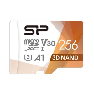 Карта памяти Silicon Power Superior Pro A1 microSDHC 256 гб SP256GBSTXDU3V20AB