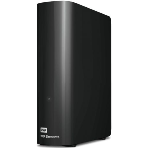 "Внешний жесткий диск Western Digital Elements Desktop 3.5"" USB 3.0 10Tb HDD WDBWLG0100HBK-EESN"