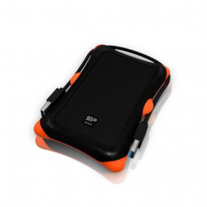 Внешний жесткий диск HDD 1TB Silicon Power Armor A30 USB 3.0 (SP010TBPHDA30S3K)
