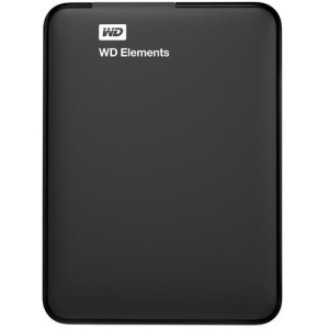Внешний жесткий диск 2TB Western Digital Elements Portable (WDBU6Y0020BBK-WESN)