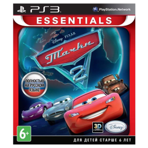 Игра Тачки 2 Essentials для PlayStation 3