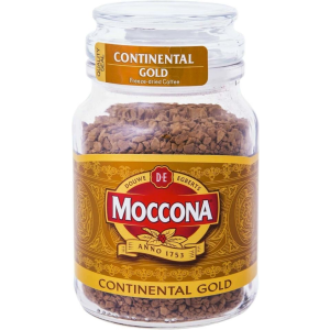 Кофе растворимый Moccona Continental Gold