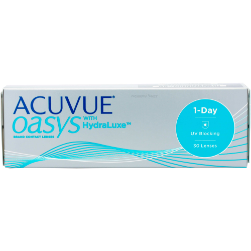 Johnson & Johnson Контактные линзы ACUVUE OASYS 1-Day 30 штук