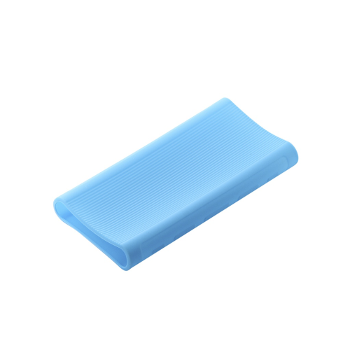 Чехол Xiaomi Silicone Case for Power Bank 3 20000mAh Blue