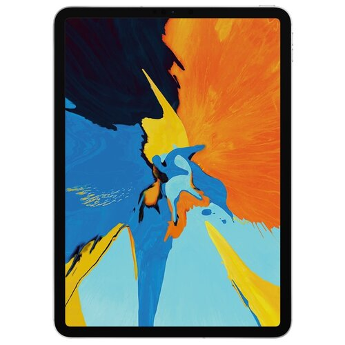 Планшет Apple iPad Pro 11 (2018) 256Gb Wi-Fi + Cellular silver