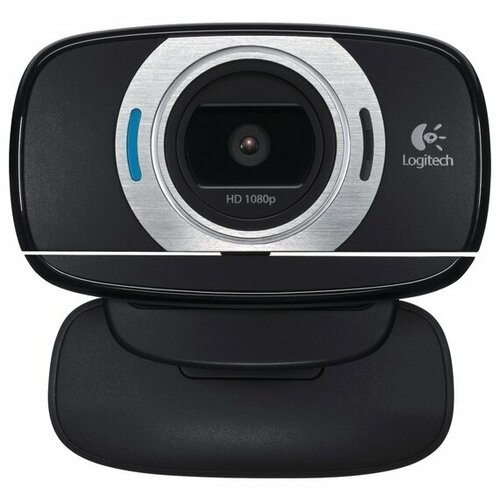 Веб-камера Logitech HD Webcam C615 черный