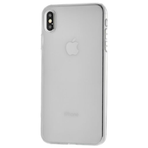 Чехол-накладка uBear Tone для Apple iPhone Xs Max transparent