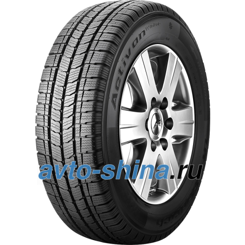 Шина зимняя BF Goodrich Activan Winter 205/75 R16C 110/108R