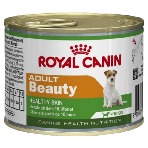 Консервы для собак ROYAL CANIN Adult Beauty, курица, 12шт, 195г