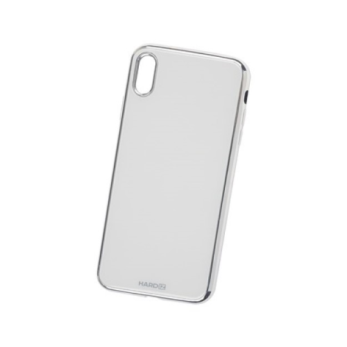 Чехол Hardiz Glass Case White для Apple iPhone XS Max