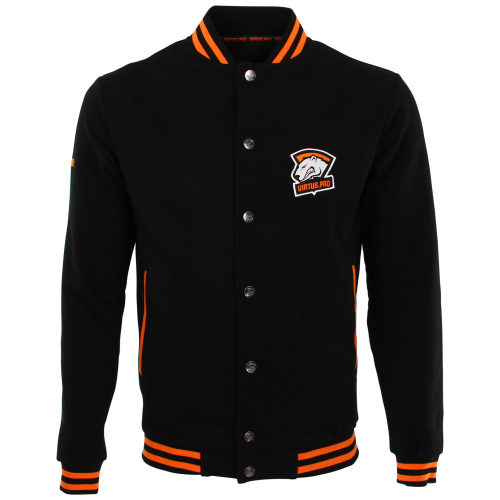 Куртка Virtus.pro College Jacket FVPCOLLEG17BK00XL (XL)