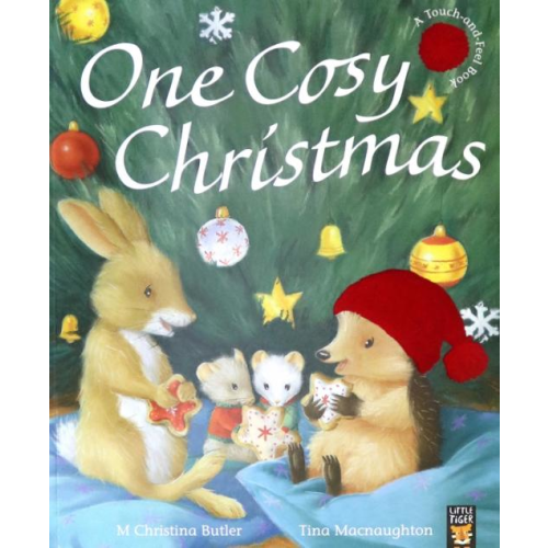 One Cosy Christmas M. Christina Butler Little Tiger Press