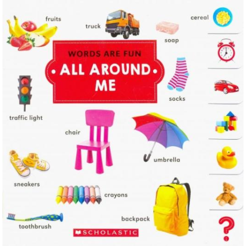 All Around Me Scholastic