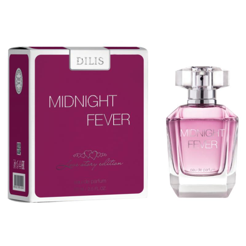 Dilis woman (love Story Edition) Midnight Fever Туалетные духи 75 мл