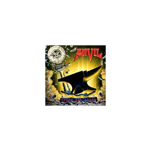 Anvil: Pound for Pound - ReRelease (LP)