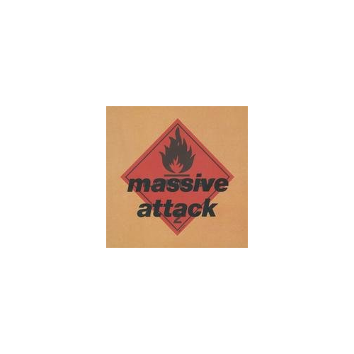 Massive Attack. Blue Lines (CD)