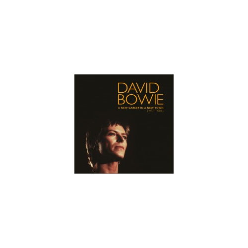 David Bowie. A New Career in a New Town (1977-1982) (11 CD)
