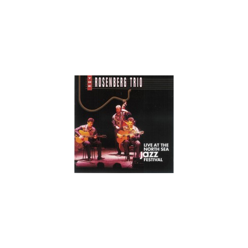 The Rosenberg Trio. Live At The North Sea Jazz Festival '92 (CD)
