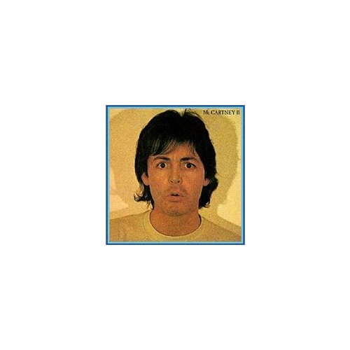 Paul McCartney. McCartney II (LP)