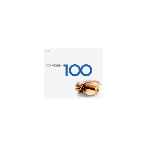 Various Artists. 100 Best Violin (6 CD)