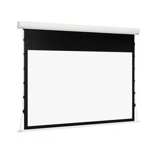 Euroscreen Frame Vision HDTV (16:9) 220*128cm (VA 210*118) Light Wide Flex White