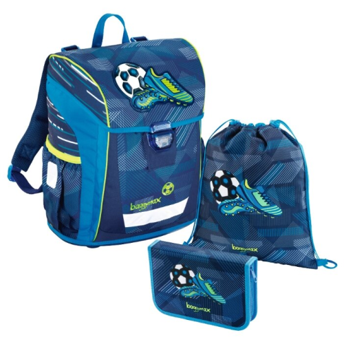 Step By Step BaggyMax NIFFTY,3 предмета, Soccer, blue